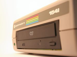 Commodore DVD Drive